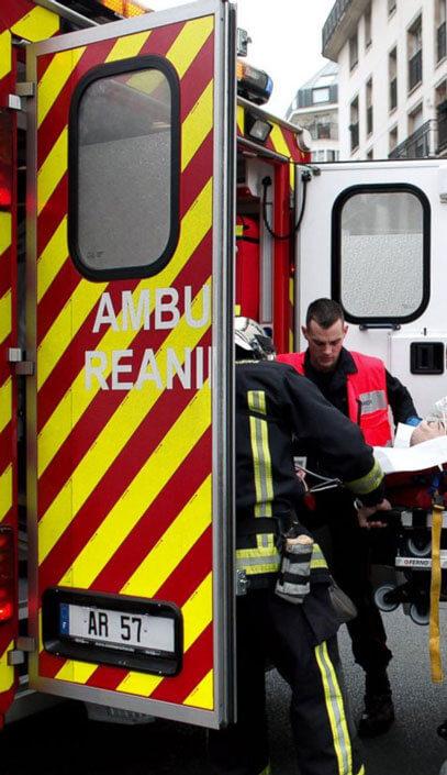 Transport sanitaire léger dans une ambulance vsl à toulouse