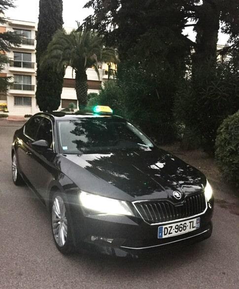 Taxi VSL de lux pour transport médical conventionné et touristique